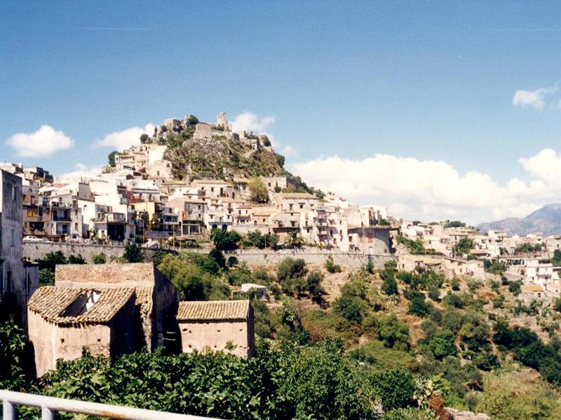 Godfather Tour Sicily Taormina