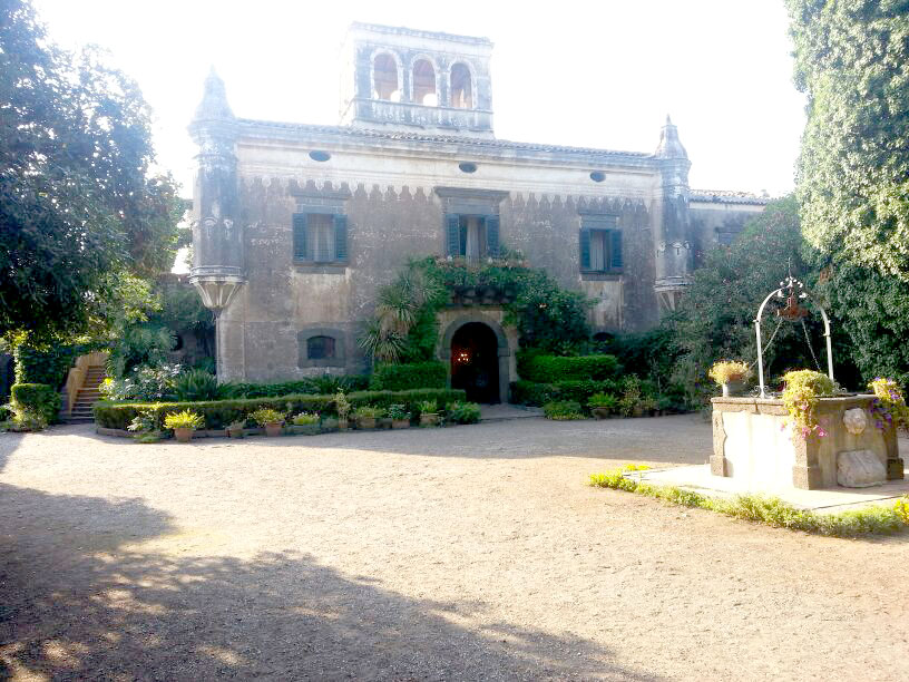 Castello degli Schiavi Acireale