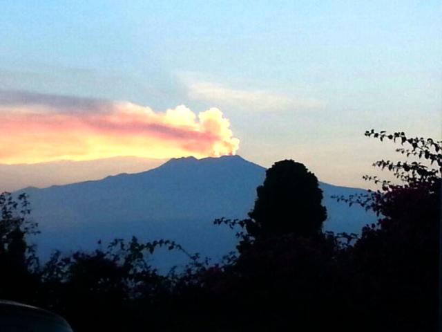 Etna Panoramic View