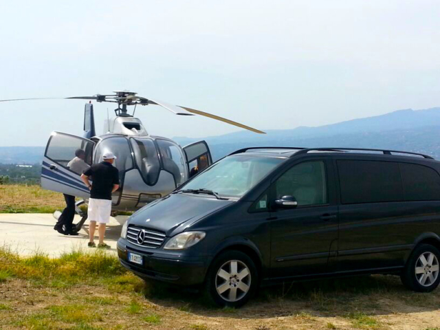 Helicopter Excursions Sicily